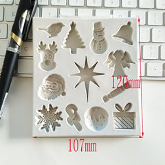 Christmas Decoration Mould