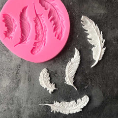 Realistic Feather Molds