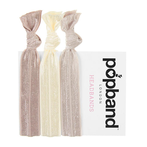 Blonde Popband Headbands | Neutral Shades
