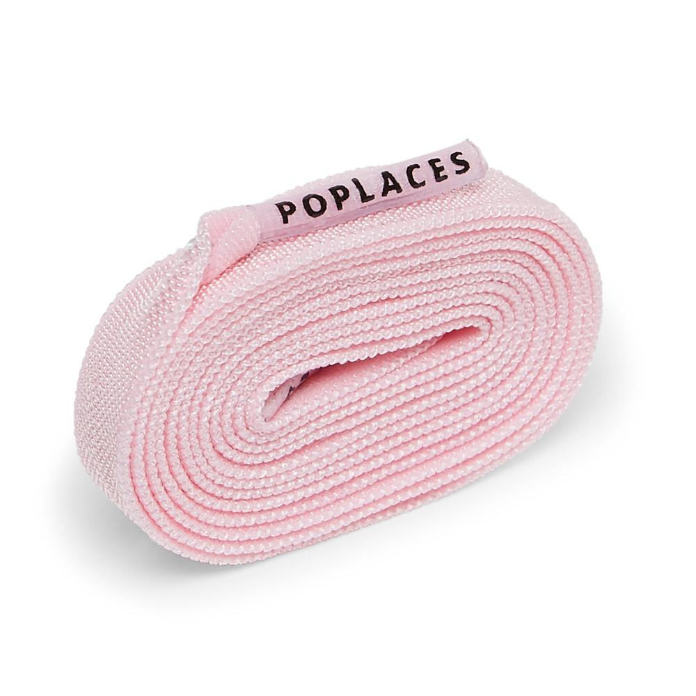 Baby Pink Poplaces | Shoe Laces