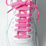 Neon Pink Poplaces | Shoe Laces | In-Shoe | Nike