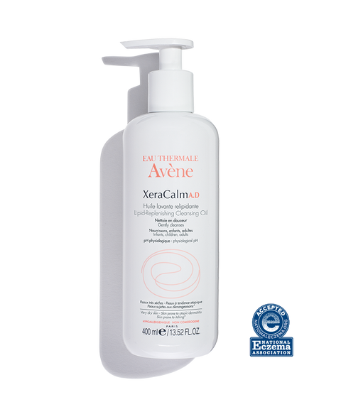 Avene Xeracalm A.D. Lipid Replenishing Oil 400ml