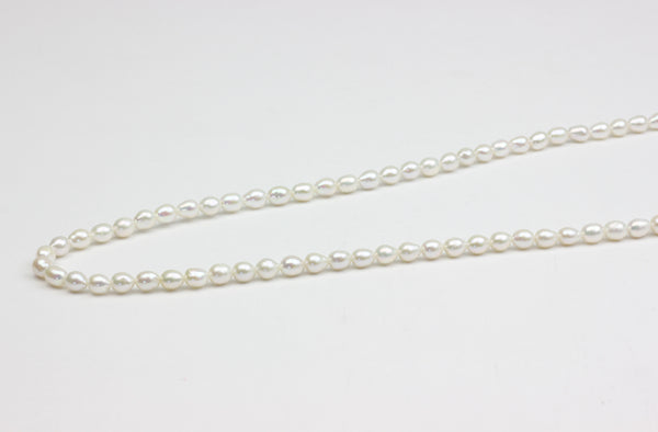 Chinese freshwater drop-shaped strand