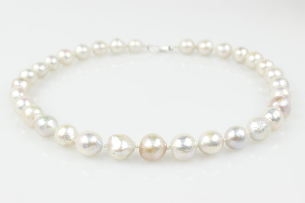 angel's light chinese freshwater pearl necklace
