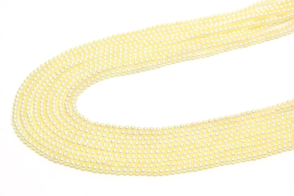 japan akoya round pearl strands