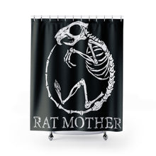 Load image into Gallery viewer, Rat Mother Shower Curtains