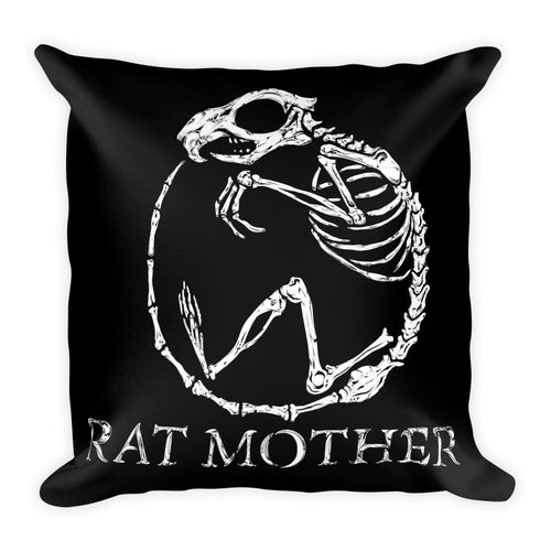 Rat Mother Pillow