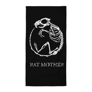 Rat Mother Towel