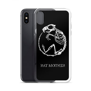 Rat Mother iPhone Case