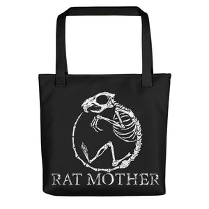 Rat Mother Tote bag