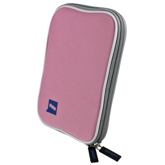 iGadgitz Pink Neoprene Sleeve Case for Samsung Galaxy Tab P1000 GT-P6200 GT-P6210 7.0 & Tab 2 GT-P3100 GT-P3110 Tablet