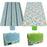 CampTeck 200 x 145cm Folding Picnic Blanket Waterproof Backing Travel Picnic Rug for Outdoors Beach Camping with Handle