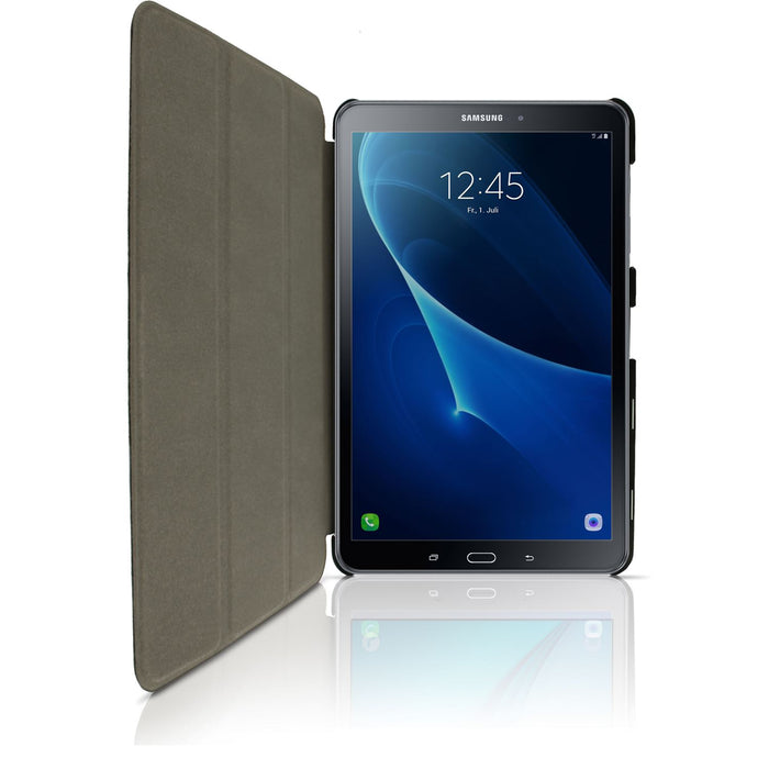 "iGadgitz PU Leather Smart Cover Case for Samsung Galaxy Tab A 10.1"" 2016 SM-T580 + Stand, Sleep Wake + Screen Protector"