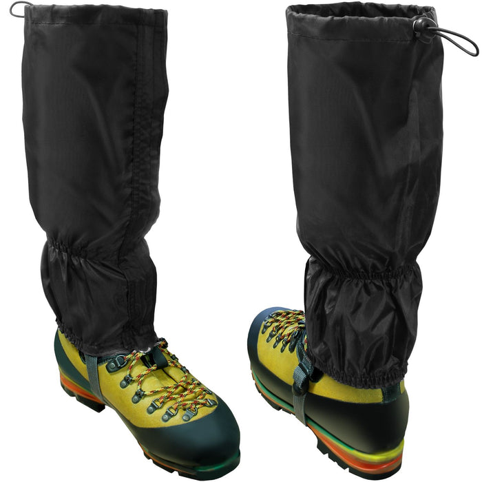 CampTeck U6843 Waterproof Walking Gaiters Polyester (One Size Fits All) Hiking, Walking, Orienteering, Mountaineering