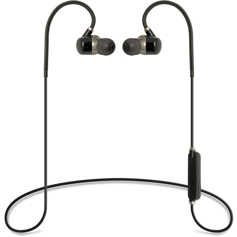 iGadgitz IGX-900S Wireless Bluetooth 4.1 Stereo IPX4 Sweatproof In-ear Earphones Headphones Built-In Mic & Siri