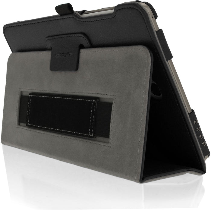 "iGadgitz 'U3136, 8.4 ""Tablet Case – Case for Tablet (Black Case, Samsung Galaxy Tab S 8.4"" SM-T700/SM-T705, 21.3 cm (8.4 Inches), Black)"