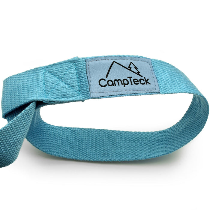 CampTeck Yoga Mat Strap polyester adjustable shoulder yoga mat sling Pilates, Exercises, Aerobics, Outdoor and Sport Mat