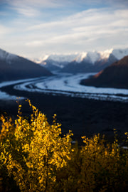 Matanuska at Sunrise 8x10 print