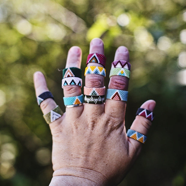 Beaded Ring Kit
