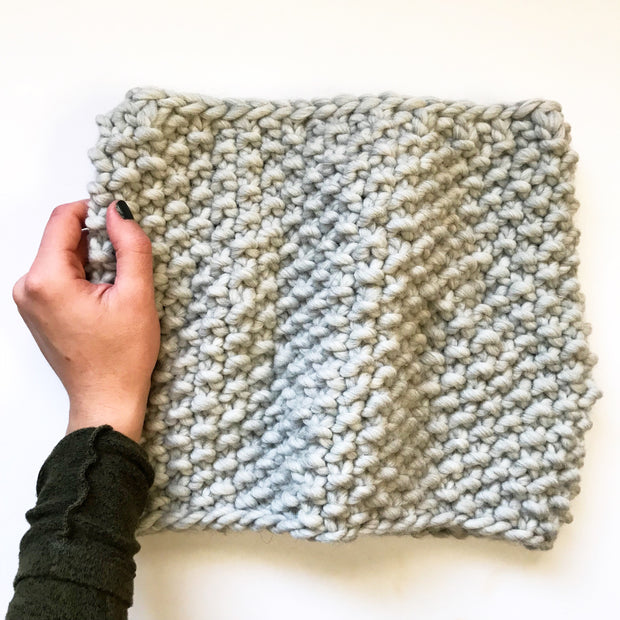 Denali Cowl Knitting Kit