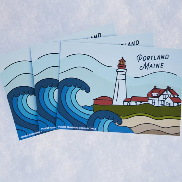 Portland Postcard | Hills and Trails
