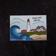 Portland Sticker | Hills and Trails