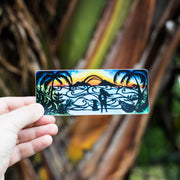 Anna Brones Hawaii Sticker