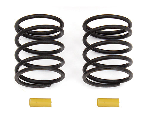 ASC31764 FT TC Springs, yellow, 16.8 lb/in, SS