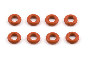 ASC5407 - RED O-RINGS (SILICONE)