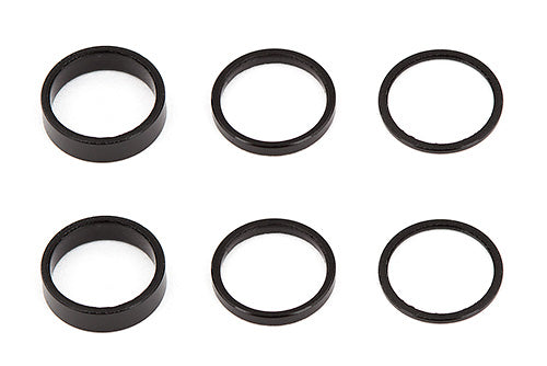 ASC4734 - RC10F6/RC12R6 FT Rear Axle Shims