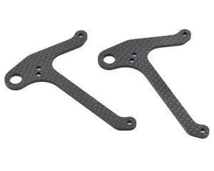 AE8638 - RC10F6 Lower Suspension Arms