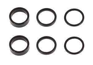 AE8666 - RC10F6 FT Front Axle Shims