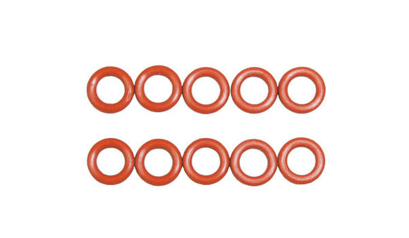 A2234 Mugen MTC2 S5 soft o-ring differenziale red 50°