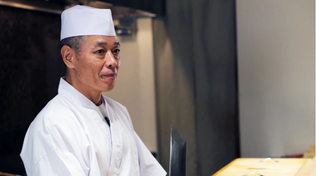 How-To: Eat Sushi with Naomichi Yasuda