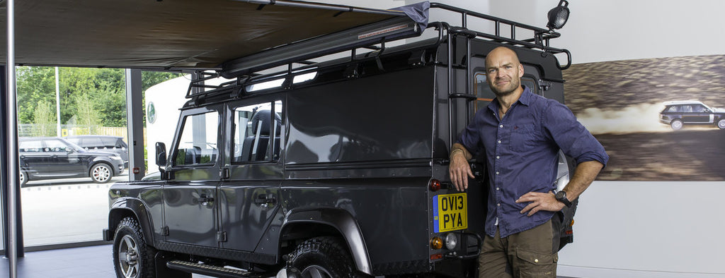 Land Rover Expedition with Monty Halls
