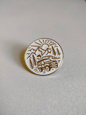 100 Enamel Pin Badge