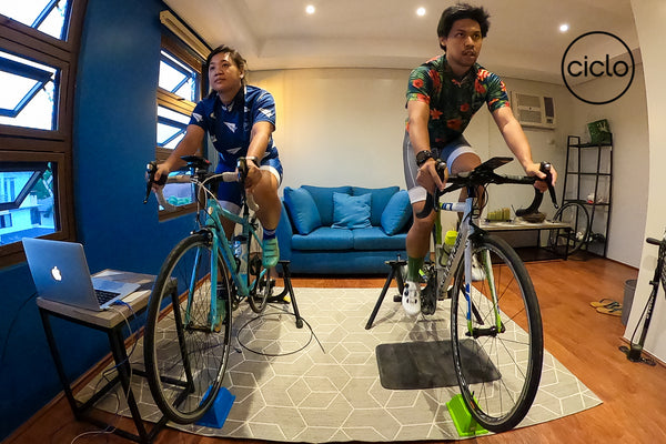 Ciclo Cycling Apparel Indoor Cycling Trainers Playlist