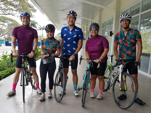 Ciclo Cyclists Carmelray Nuvali Cycling Route