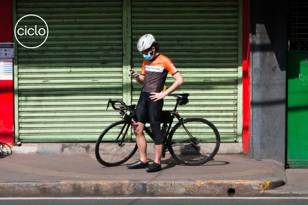 Ciclo Cycling Apparel Riding in the Heat Tips