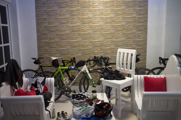Ciclo Cycling Trip Quezon City to Baler