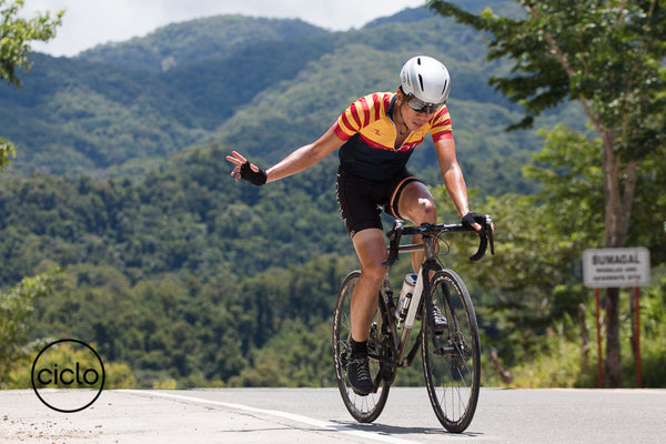 Ciclo Cycling Apparel Tips for riding in the Heat