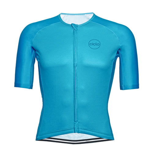 Men's Teal Endurance Jersey