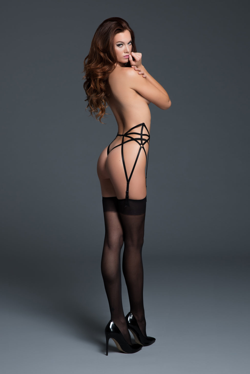 the audaciously sexy garter