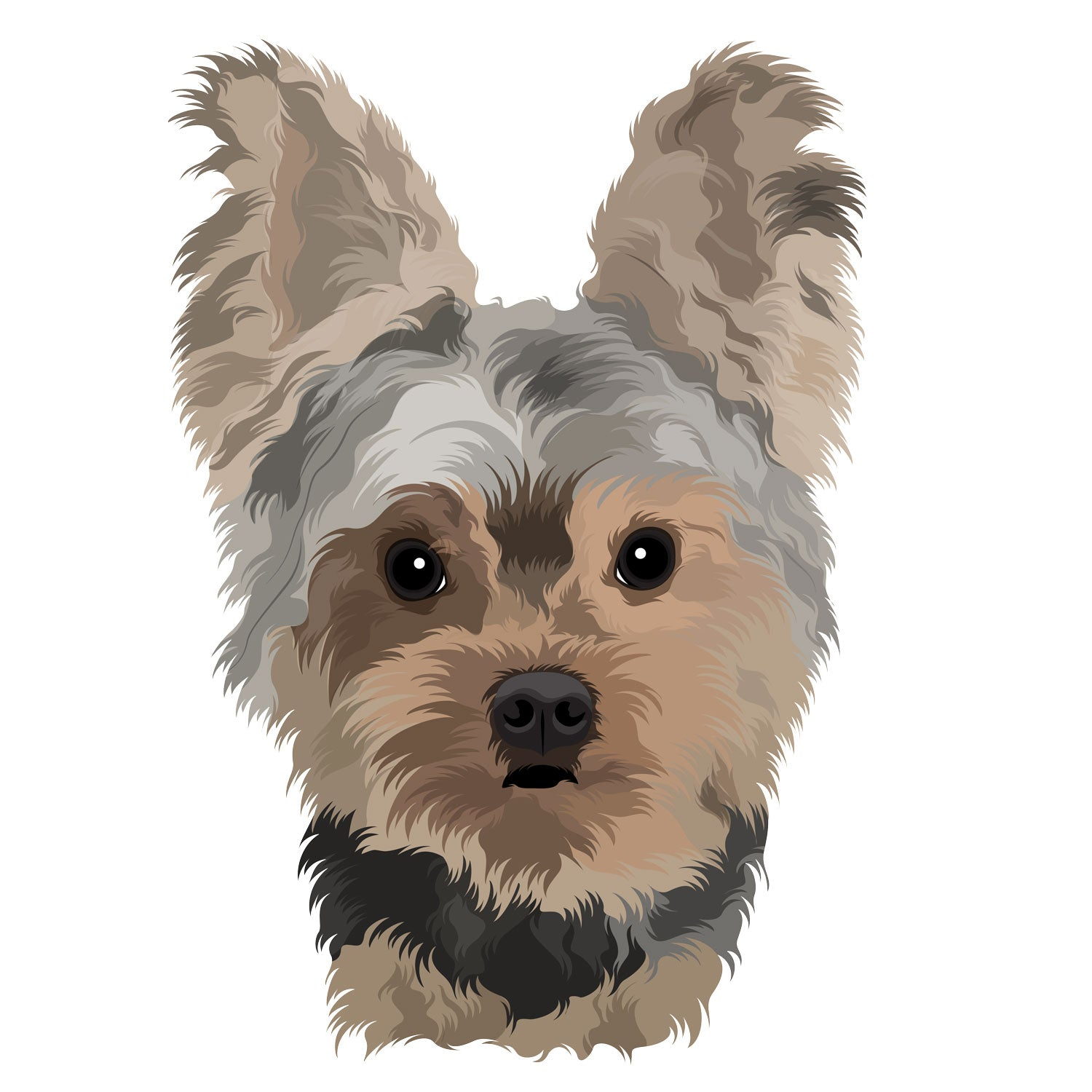 Digital Art File of Your Pet