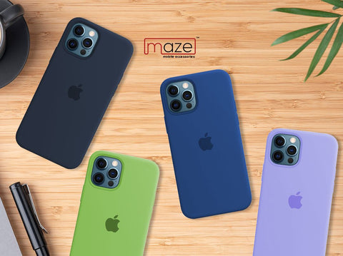 iPhone 12 Pro Silicone Cases