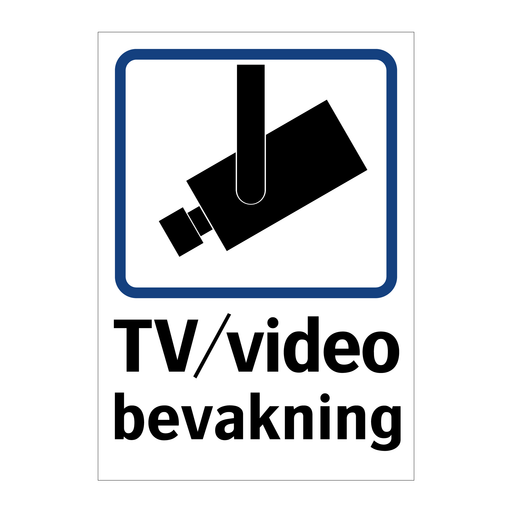 TV/Video bevakning II & TV/Video bevakning II & TV/Video bevakning II & TV/Video bevakning II