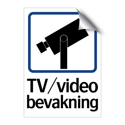 TV/Video bevakning I