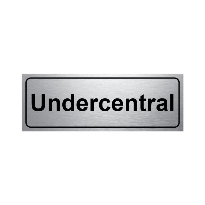 Undercentral
