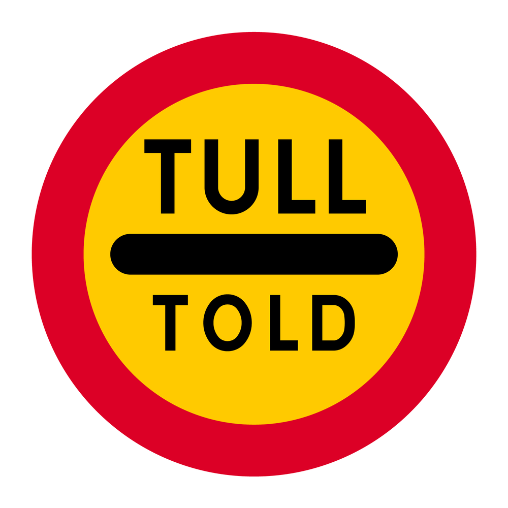 C33-1 Stopp vid tull: TULL / TOLD & C33-1 Stopp vid tull: TULL / TOLD