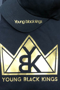 YBK T-shirt and Dad hat